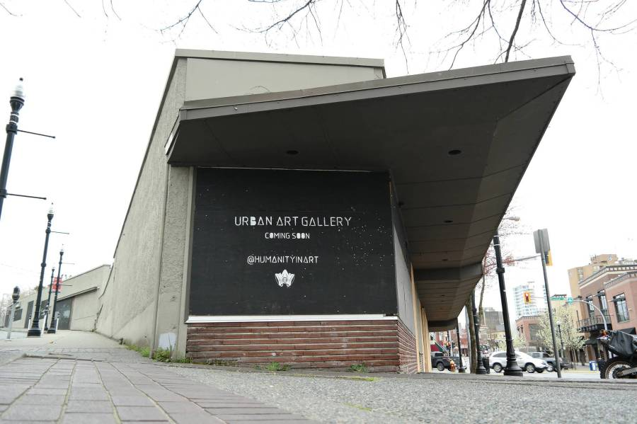 Urban Art Gallery, coming soon!