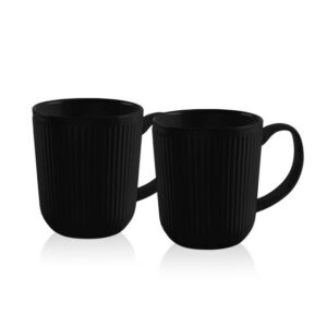 Set x2 tazas de porcelana Bodum Douro 350mL