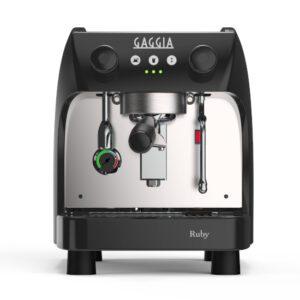 Máquina de espresso Gaggia Ruby 1 Grupo