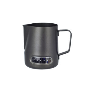 Jarra pitcher c/ termómetro 600mL, Negro