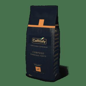 Café en grano Caffitaly Corposo 1K