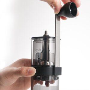 Molinillo de café de muelas manual Hario Smart G
