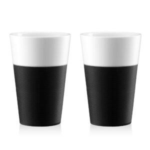 Set x2 Vasos porcelana Bodum 0,6L