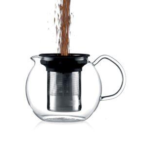 Tetera de émbolo y filtro metálico Bodum Assam 0,5L