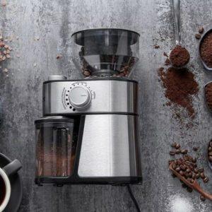 Molinillo de café de muelas Aicok 18 Ajustes