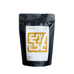 Café en grano CULTO Jergón 250g