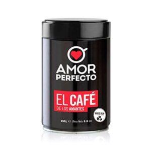 Café en grano Amor perfecto lata 300g