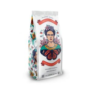 Frida Kahlo Pack Regalo x2 Café en grano colombiano