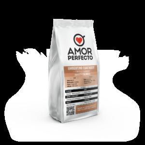 Café en grano Amor perfecto Umbertino Cuatindoy 500g