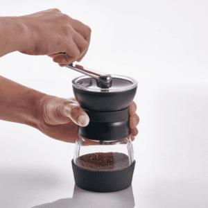 Molinillo de café de muelas manual Hario Skerton Pro
