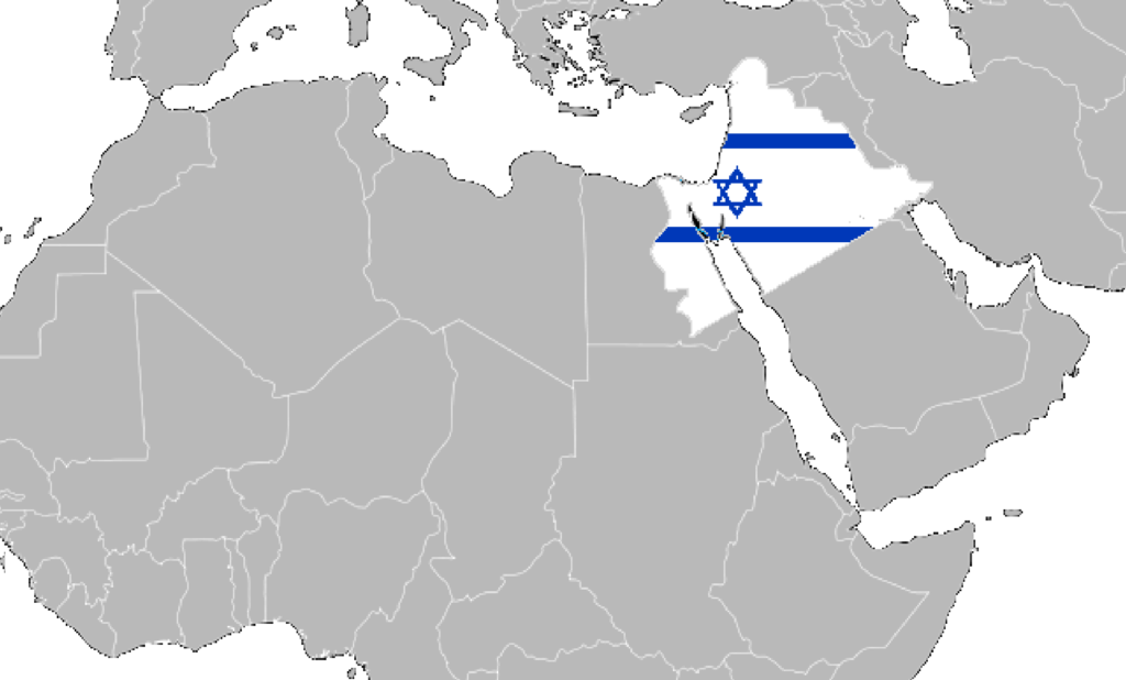 Must Read–'The Expansion of Israel's Borders'