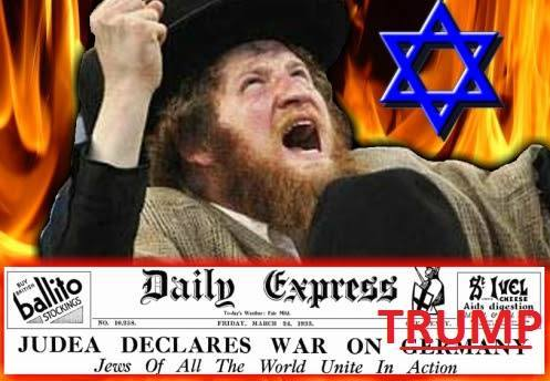 Judea Speaks– 'The Talmud won't pardon Donald Trump'