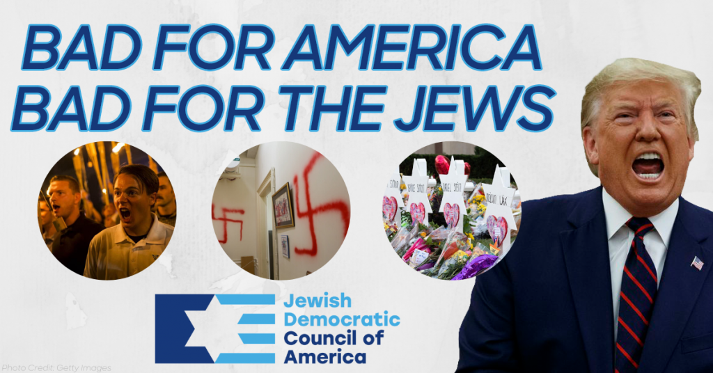 Union for Reform Judaism, body that represents largest sect of American Jews voices support for impeachment, says Trump needs to do 'teshuva'