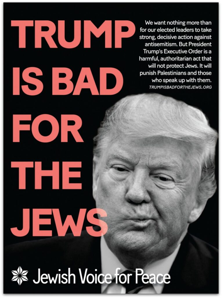 How They Do It– 'My fellow Jews, getting rid of Trump is a religious imperative for us'