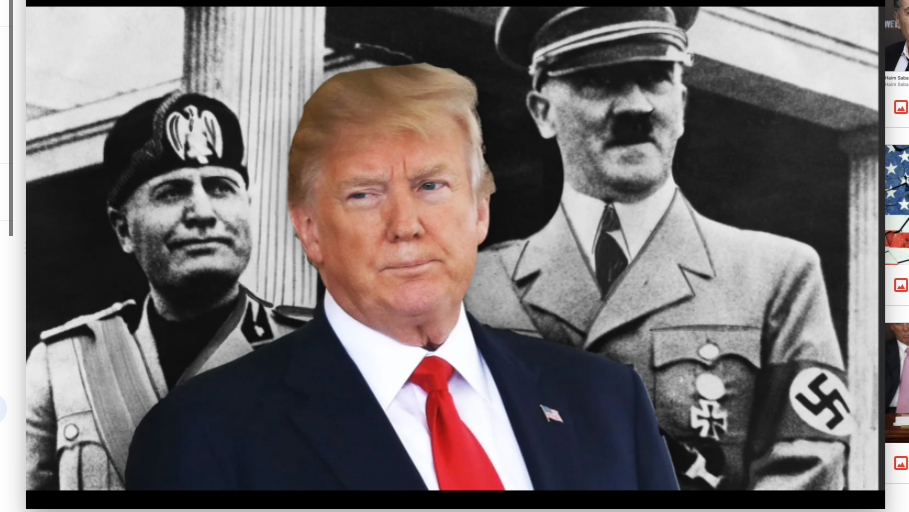 How They Do It–Trump the worst threat to our democracy since the 1930s