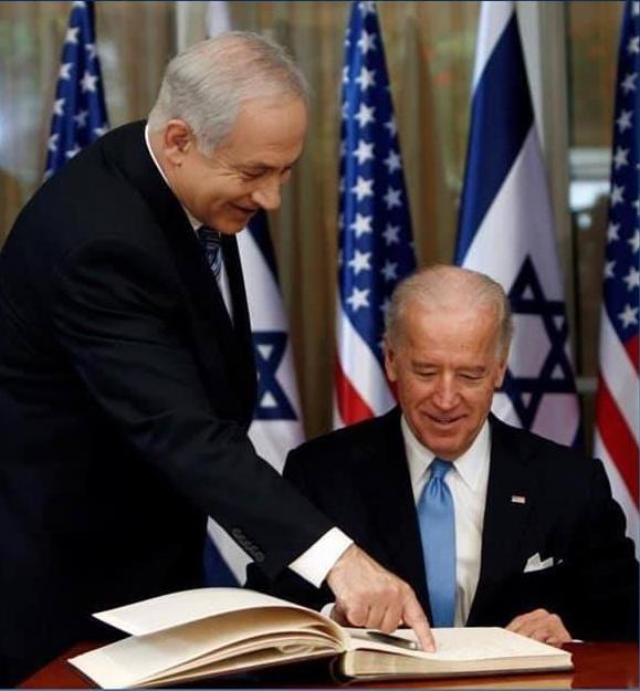 What Judea Wants, Judea Gets– Biden deprioritizes the Middle East