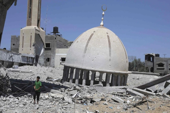 The Jewish Brain– 'The Palestinian legacy of destruction'