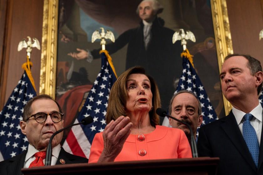 Pelosi speaks to Netanyahu, reaffirms 'unbreakable bond' between Israel and America