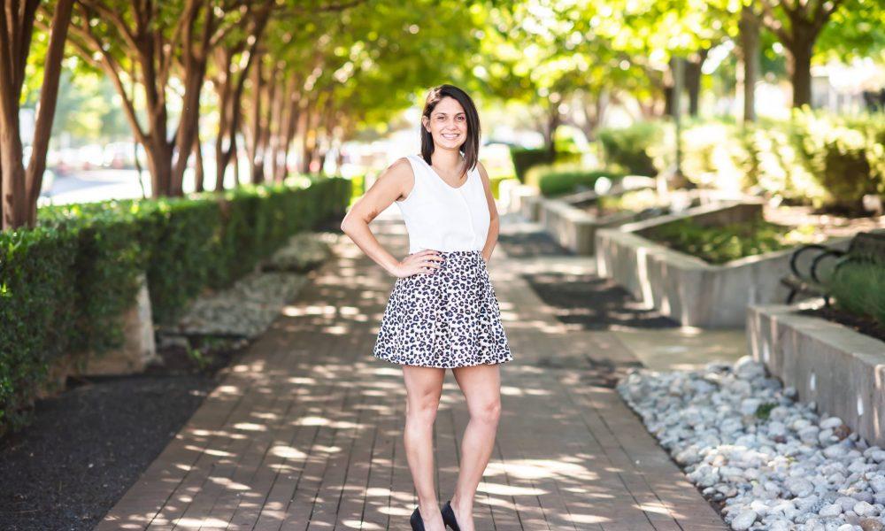 Iza Erskine Interviewed by Voyage Dallas