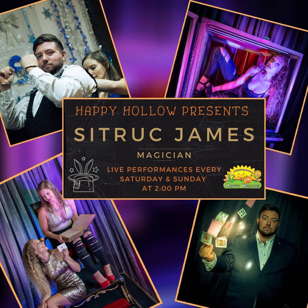 Sitruc James Shows