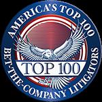 America's Top 100 Bet-The-Company Litigators