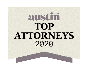 Austin Top Attorneys 2020 logo