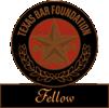 Texas Bar Foundation Fellow Badge