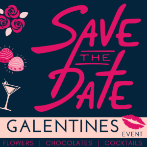 Ahner Florist Virtual Galentine Event