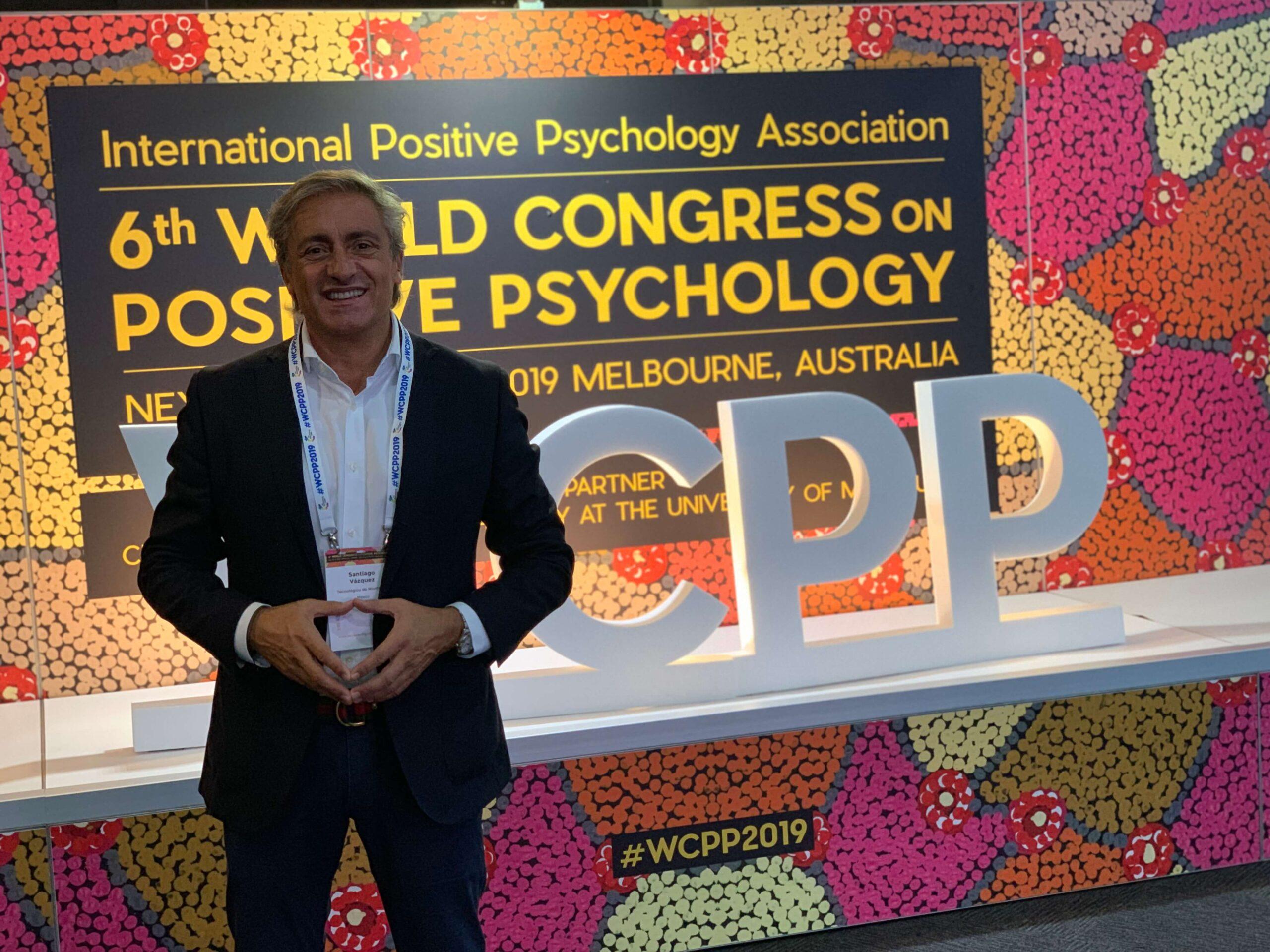 Congreso Asociación Internacional de Psicología Positiva - Melbourne Australia