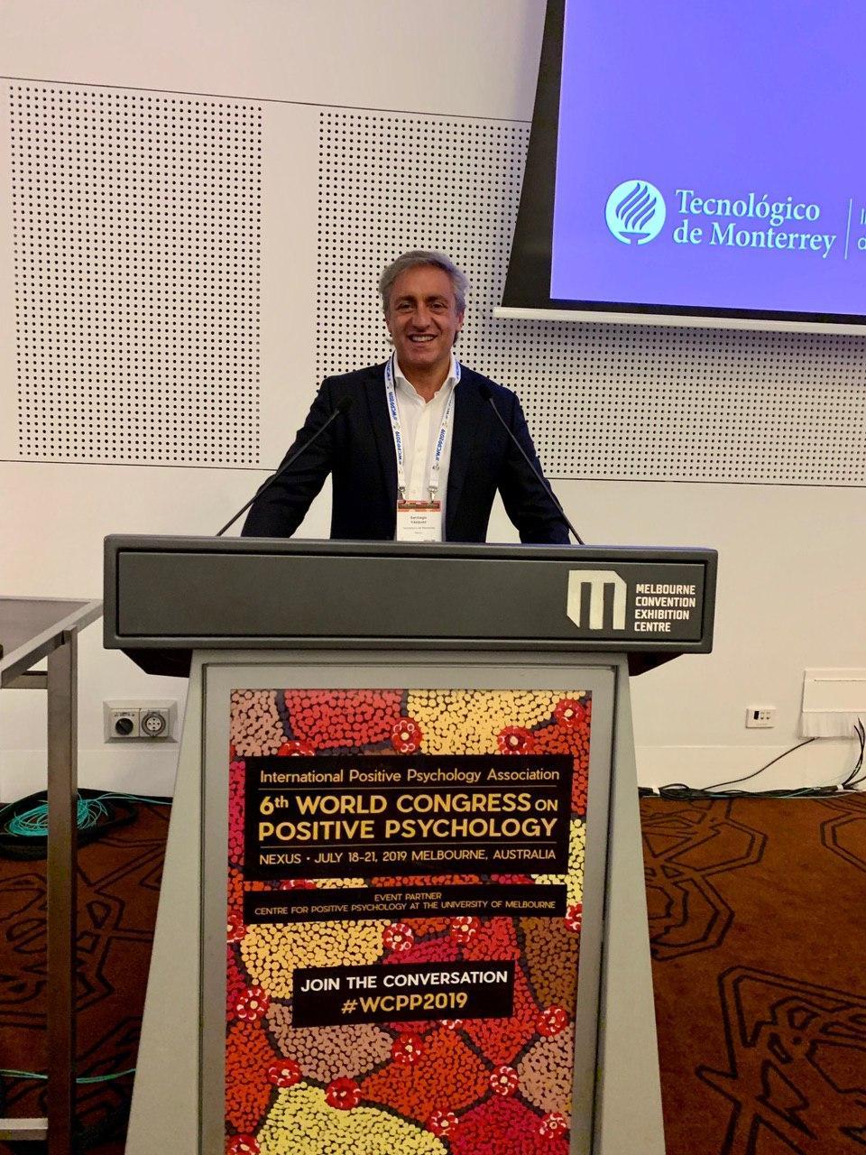 Congreso de la Asociación internacional de psicología positiva - Melbourne Australia