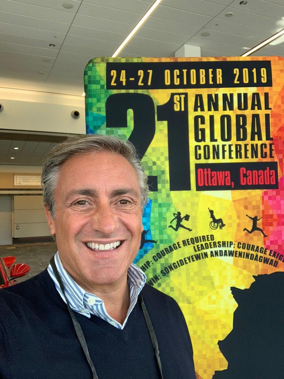 Congreso de la Asociación internacional de liderazgo - Ottawa Canadá