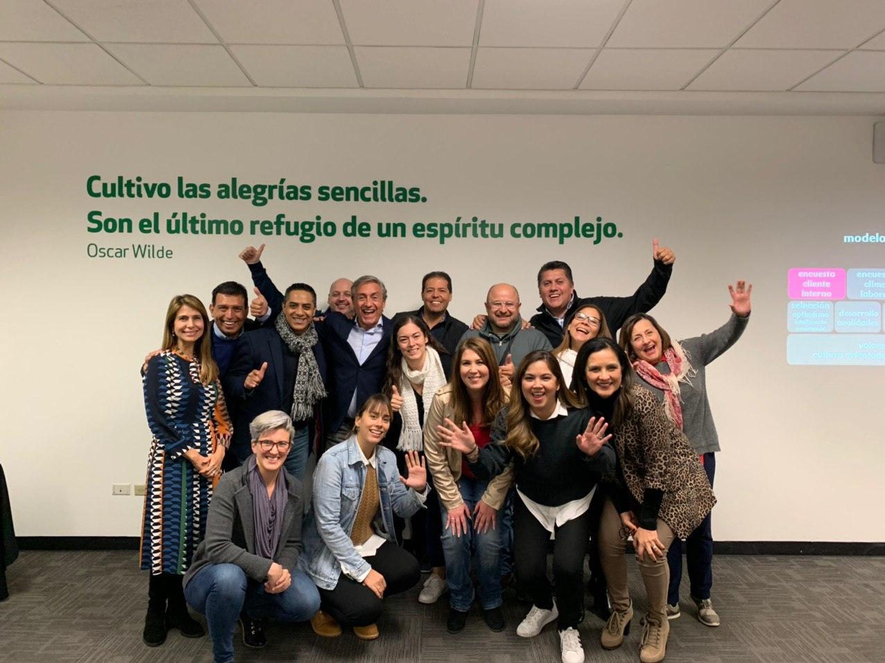 Maestría de liderazgo positivo Universidad Tecmilenio - Monterrey México