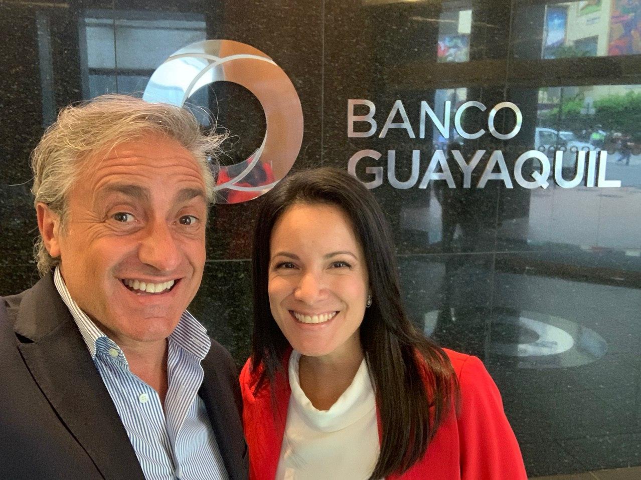 Banco Guayaquil - Ecuador