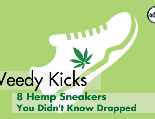 Weedy Kicks; Hemp Sneakers