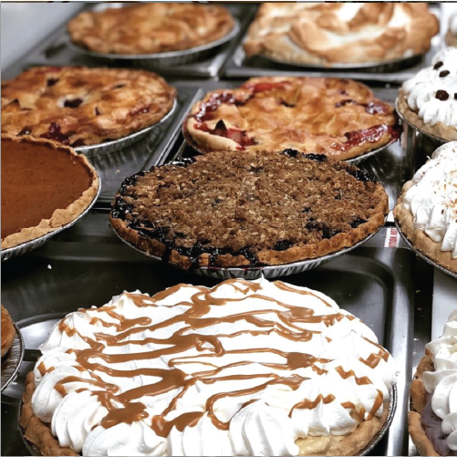 Jill's Cafe Pie