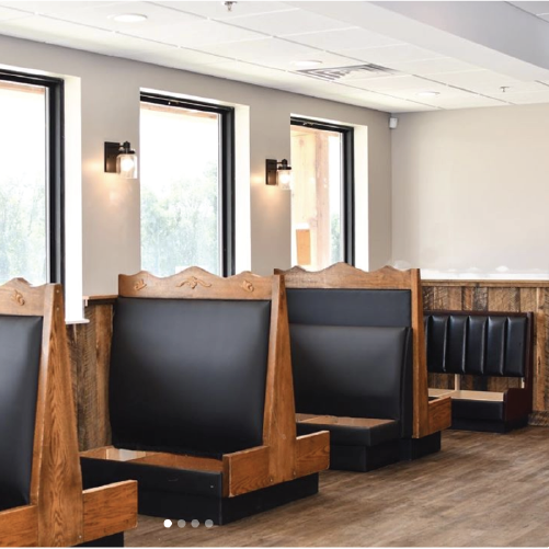 Jill's Cafe Interior