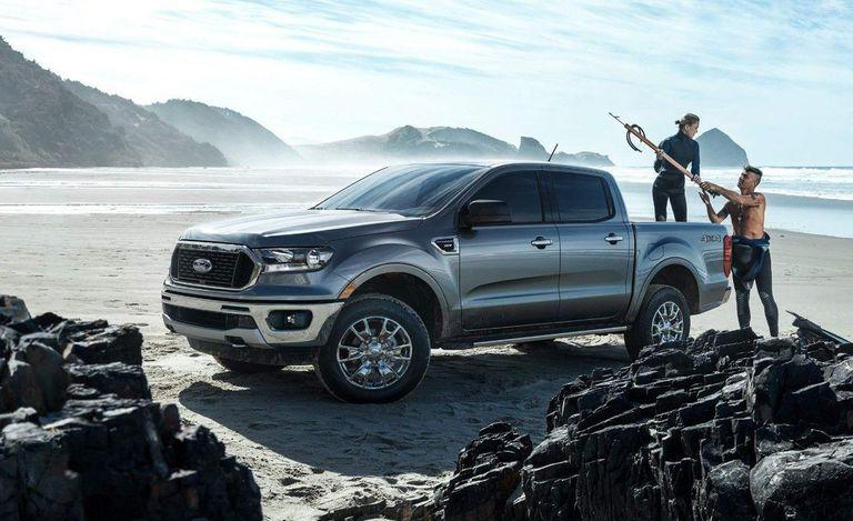 The 2019 Ford Ranger Pickup Gets Slightly Better MPG Ratings Than the Honda Ridgeline