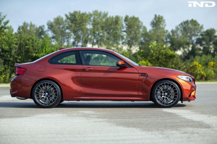 VIDEO: BMW M2 Competition vs Audi RS3 Sportback