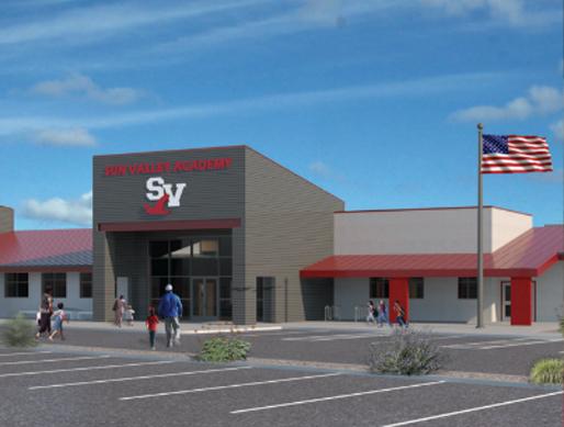 Photo: SVA Avondale Campus rendering