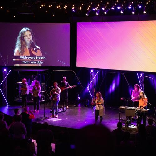 Antioch Christian Church Praise and Worship