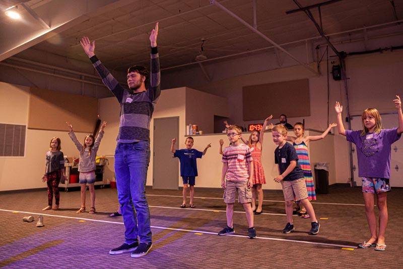 Antioch Children's Ministry