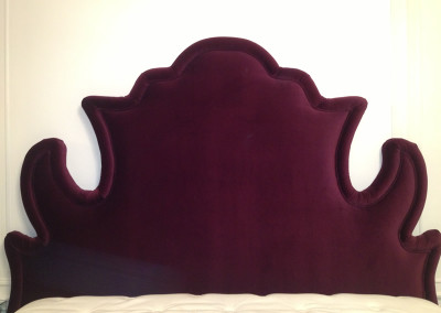 Headboard Shaped