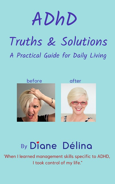 ADHD Truths and Solutions Book Cover
