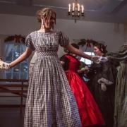dancing at re-enactment