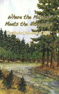 cover of Mashel book