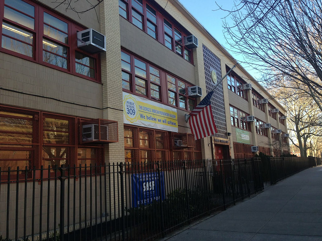 PS 309 - The George E. Wibecan Preparatory Academy