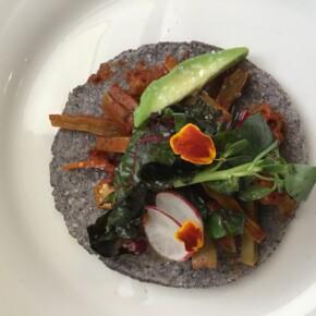 Cocina Rx Farm Tacos - Arrachera a la Parilla
