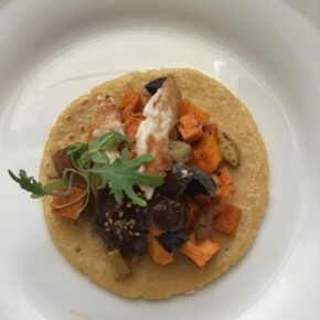 Cocina Rx Farm Tacos - Butternut Squash