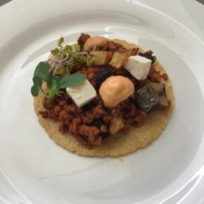 Cocina Rx Farm Tacos - Soy Chorizo