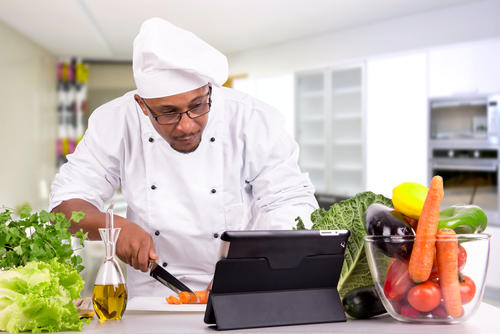 Chef telenutrition appointments